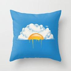 Breakfast Throw Pillow