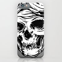 iPhone Cases featuring 102 by ALLSKULL.NET