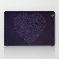 Double Heart Weave iPad Case