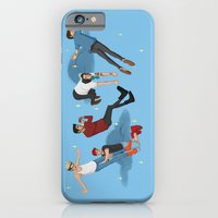 iPhone & iPod Case featuring Off To Neverland by Ashley R. Guillory