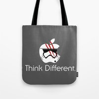 Think Different. Tote Bag