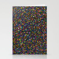Jimmies vs. Sprinkles Stationery Cards