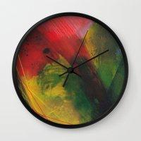 rapid movement Wall Clock