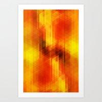 Digitalism Art Print