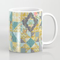 Starlight Patchwork  Mug
