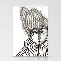 Edgy Stationery Cards