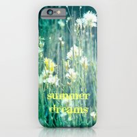 iPhone & iPod Case featuring Summer Dreams by Shawn King