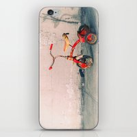Childs Vintage Tricycle iPhone & iPod Skin