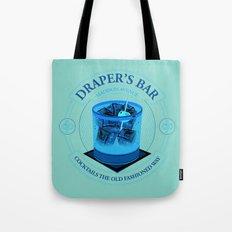 Draper's Bar Tote Bag