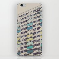 CHOI HUNG iPhone & iPod Skin