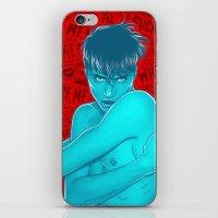 Love me! iPhone & iPod Skin
