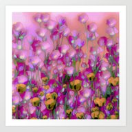 Art Print featuring Spring Blush Too ... by Lindel Caine