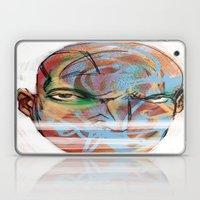 The Face Laptop & iPad Skin