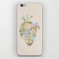A Traveler's Heart (N.T) iPhone & iPod Skin
