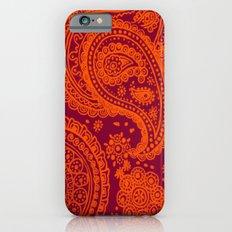 Hokie Paisley Slim Case iPhone 6s