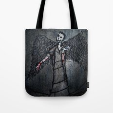 Barbed Wire Tote Bag