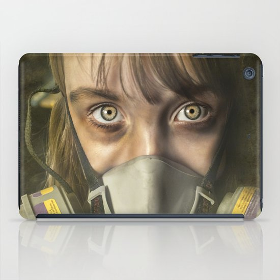 The day after ~ Survivor (treated version) iPad Case