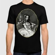 Bride Of The Monster Mens Fitted Tee Black SMALL