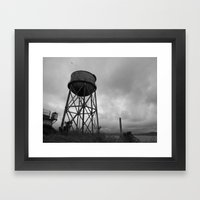 Lost Water Framed Art Print