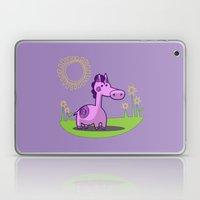 L. Horse Laptop & iPad Skin