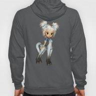 Cute Adorable Elf Pony B… Hoody