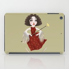 Winged Queen iPad Case