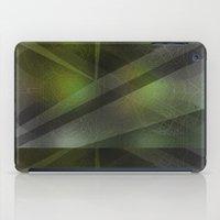 Emerald Monolith iPad Case