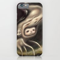 iPhone & iPod Case featuring The Low Hum (of Something Big That's About to Happen) by Miggy Borja