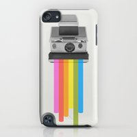 iPhone Cases featuring Taste the Rainbow by Zeke Tucker