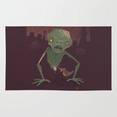 Sickly Zombie Rug