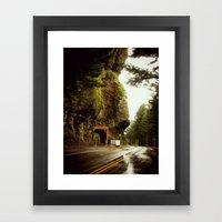 Ingress Framed Art Print