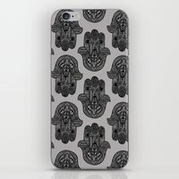 HAMSA PRINT iPhone & iPod Skin