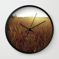 Sweet Sunset Wall Clock