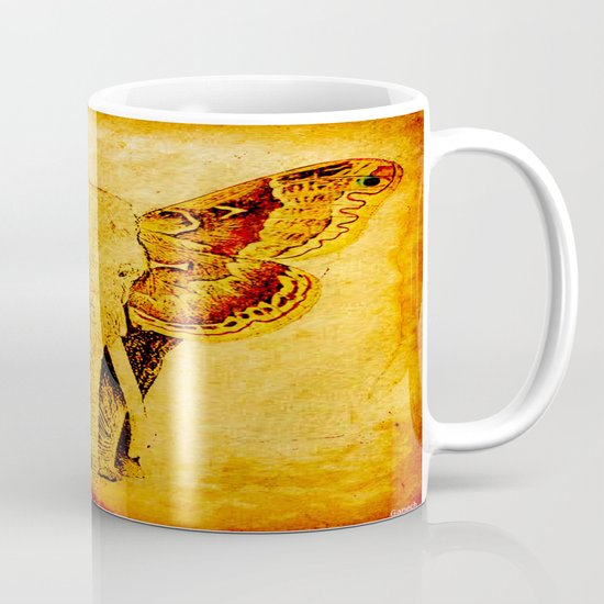 The elephant who wanted to be a butterfly Mug