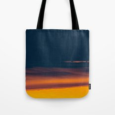 Into The Electric Night Tote Bag