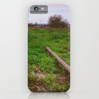 iPhone & iPod Case featuring It All Comes to an End by Chris Carley