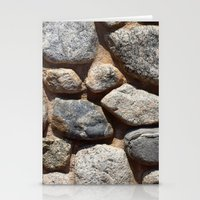 Textures - Rock Stationery Cards