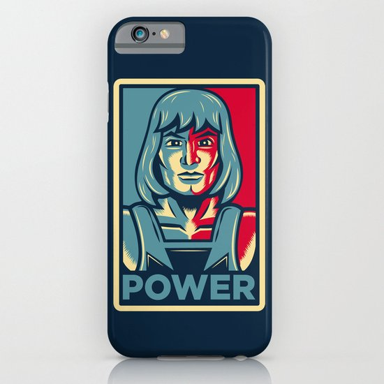 Power....he has it! iPhone & iPod Case