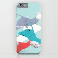 iPhone & iPod Case featuring Sting Ray by Eleanor V R Smith