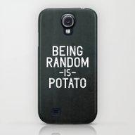 Random Galaxy S4 Slim Case
