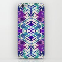 Ocean Bloom iPhone & iPod Skin