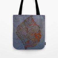 Autum Leaf Tote Bag