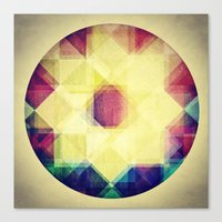 Canvas Print featuring Kaleidoscope by Piccolo Takes All