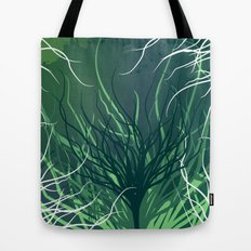 Green Rootz  Tote Bag