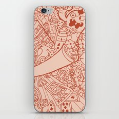 #MoleskineDaily_15 iPhone & iPod Skin
