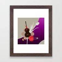 Henk 5 Framed Art Print