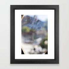 Curiosity 5 Framed Art Print