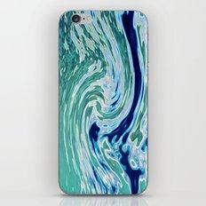 OCEAN ABSTRACT 2 iPhone & iPod Skin