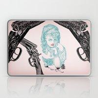 Dainty/Deadly Laptop & iPad Skin