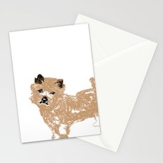 Cairn Terrier Dog Stationery Cards